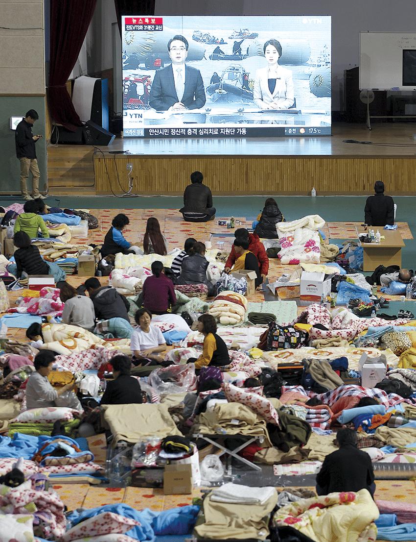 Photo: Ahn Young-joon/AP/Press Asociation Images