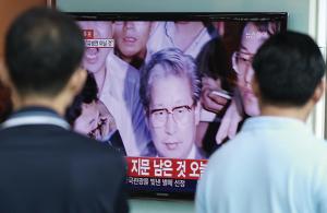 Yoo Byung-eun, the man accused of mismanaging the MV Sewol. Photo: Ahn Young-joon/AP/Press Association Images