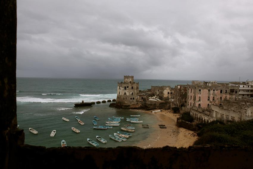 Mogadishu's old port