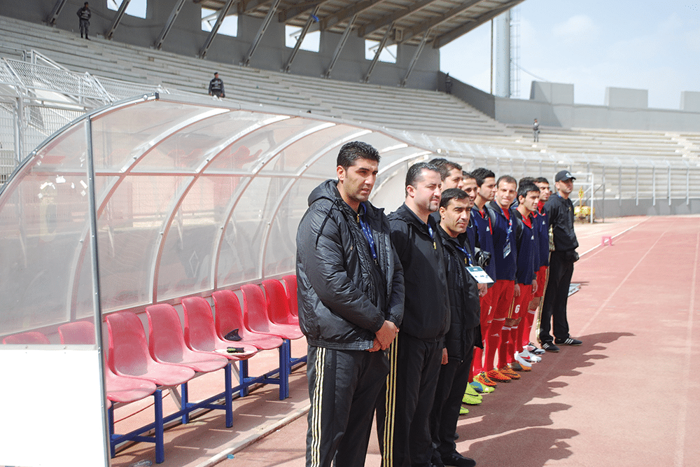 Coach Haitham Jattal