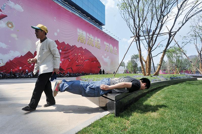 Photo: Sun xiumin/AP/Press Association Images