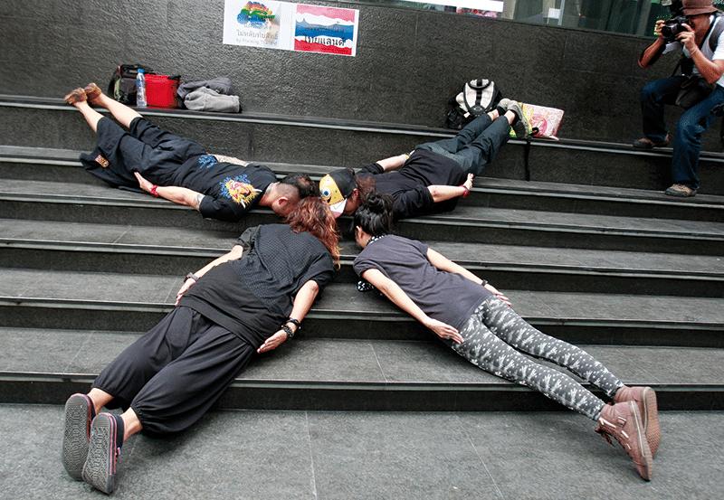 Photo: Apichart Weerawong/AP/Press Association Images